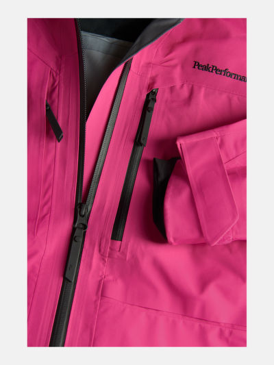 BUNDA PEAK PERFORMANCE W ALP J ACTIVE SKI JACKET