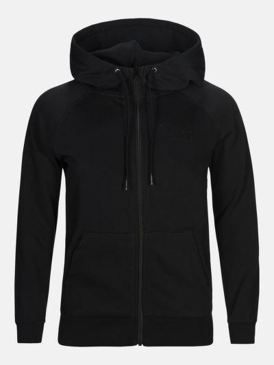 MIKINA PEAK PERFORMANCE W GROUND ZIP HOOD