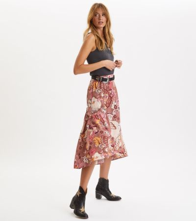 SUK?A ODD MOLLY PUZZLE ME TOGETHER SKIRT
