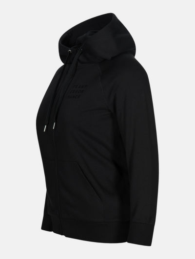 MIKINA PEAK PERFORMANCE W GROUND ZIP HOOD(SPORTSWEAR BASE KNTG 2002-12A)