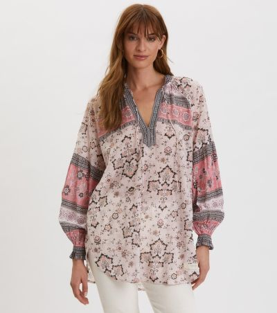 HALENKA ODD MOLLY BOHEMIC BLOUSE