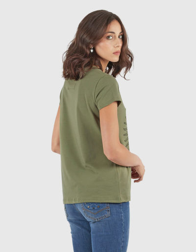 TRI?KO LA MARTINA WOMAN T-SHIRT STRETCH CO JERSE