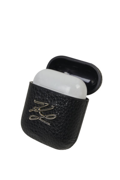 OBAL NA TELEFÓN KARL LAGERFELD AUTOGRAPH AIRPOD CASE 1/2