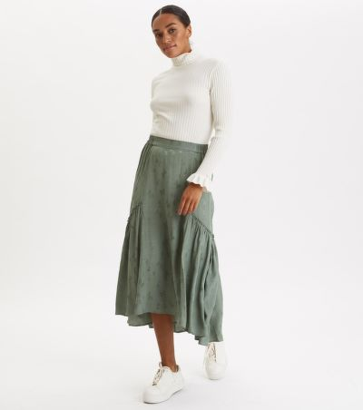 SUKN? ODD MOLLY PUZZLE ME TOGETHER SKIRT