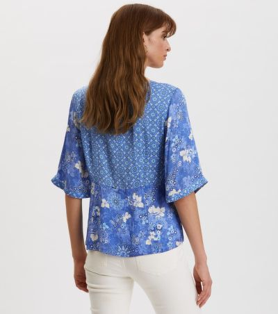 HALENKA ODD MOLLY PRETTY PRINTED BLOUSE
