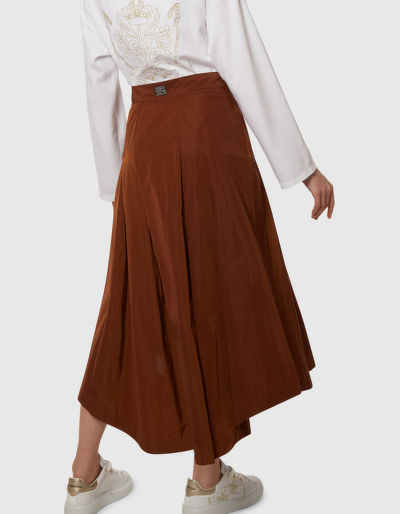 SUKN? LA MARTINA WOMAN TAFFETA' SKIRT