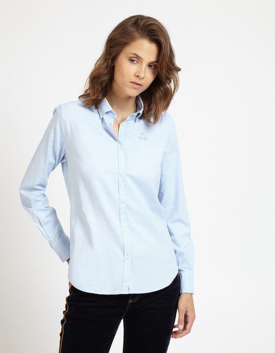 KOŠILE LA MARTINA SHIRT L/S OXFORD STRETCH