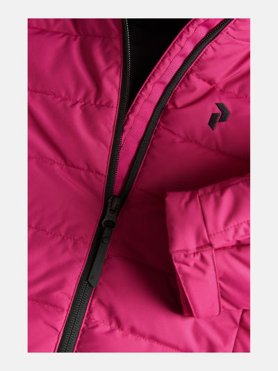 BUNDA PEAK PERFORMANCE JRBLACKBJ ACTIVE SKI JACKET