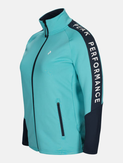 MIKINA PEAK PERFORMANCE W RIDER ZIP JACKET(ESSENTIALS CORE KNTG 2001-1B)