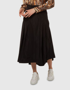 SUKNĚ LA MARTINA WOMAN TAFFETA' SKIRT