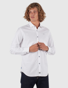 KOŠILE LA MARTINA MAN OXFORD SHIRT L/S
