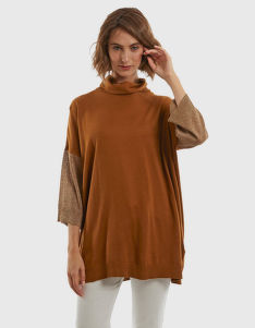 SVETR LA MARTINA WOMAN TNECK SWEATER VISCOSE SI