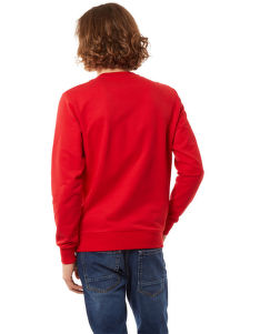 MIKINA LA MARTINA MAN COTTON FLEECE CREW NECK