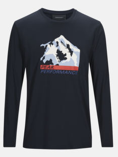 TRIČKO PEAK PERFORMANCE M SEAS LS.