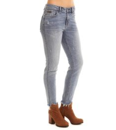 DŽÍNY ODD MOLLY STRETCH IT CROPPED JEAN