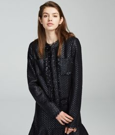 SAKO KARL LAGERFELD KARL'S TREASURE BOUCLE JACKET