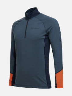 TERMO PRÁDLO PEAK PERFORMANCE M MAGIC HALF ZIP