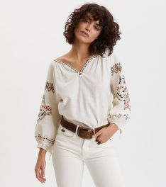 HALENKA ODD MOLLY TREASURE BLOUSE