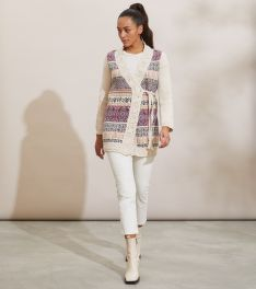 SVETR ODD MOLLY APRIL WRAP CARDIGAN