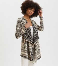 SVETR ODD MOLLY EXPRESSIVE LONG CARDIGAN