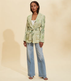 BUNDA ODD MOLLY ISABELLA SUIT JACKET