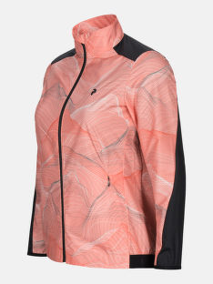 MIKINA PEAK PERFORMANCE W CANYATA WIND JACKET PRINT