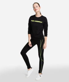 LEGÍNY KARL LAGERFELD NEON LIGHTS PUNTO LEGGINGS