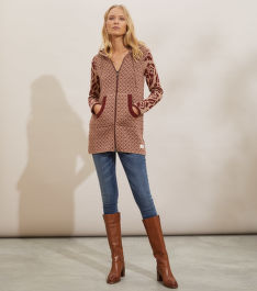 SVETR ODD MOLLY DIANA LONG CARDIGAN