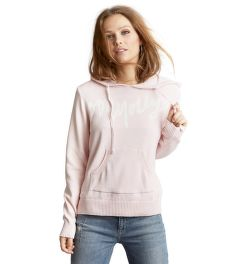 SVETR ODD MOLLY HEY BABY HOOD SWEATER
