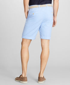 ŠORTKY BROOKS BROTHERS CBT ML SEERSUCKER SHORT BLUE WHITE