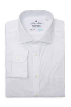 KOŠILE BROOKS BROTHERS DS OG NI 2.0 ENG BCLTH SOHO BRIGHT WHITE