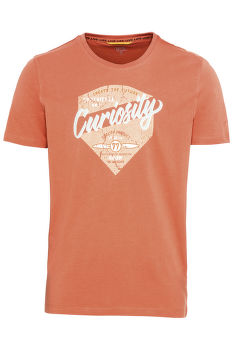 TRIČKO CAMEL ACTIVE H-T-SHIRT 1/2 ARM