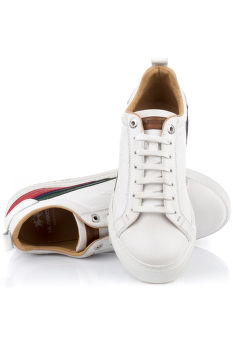 TENISKY LA MARTINA MAN SHOES CALF - BUTTERO