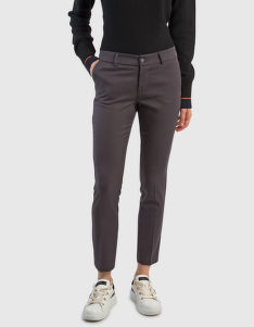 KALHOTY LA MARTINA WOMAN STRETCH TWILL PANT