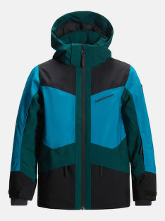 BUNDA PEAK PERFORMANCE JR GRAV J ACTIVE SKI JACKET