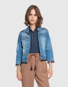 BUNDA LA MARTINA WOMAN OUTDOOR DENIM FISSO 11.5
