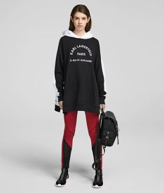 MIKINA KARL LAGERFELD RUE ST GUILLAUME HOODIE