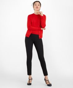 SVETR BROOKS BROTHERS SWT MRNO CARD RED