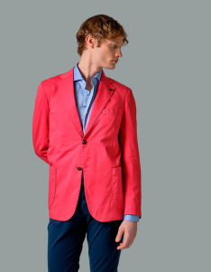 SAKO LA MARTINA MAN JACKET STRETCH TWILL