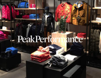 PEAK PERFORMANCE Store Černý Most